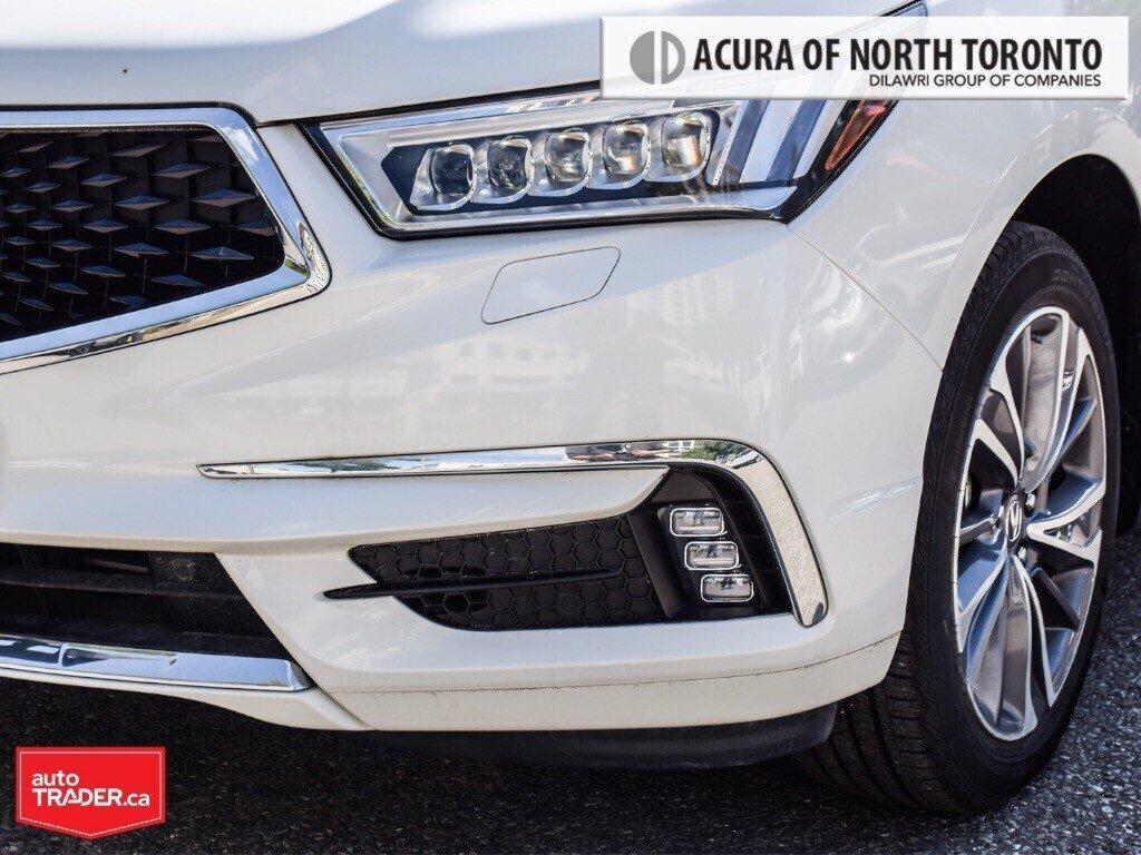 2018 Acura MDX Elite in Thornhill, Ontario - 5 - w1024h768px