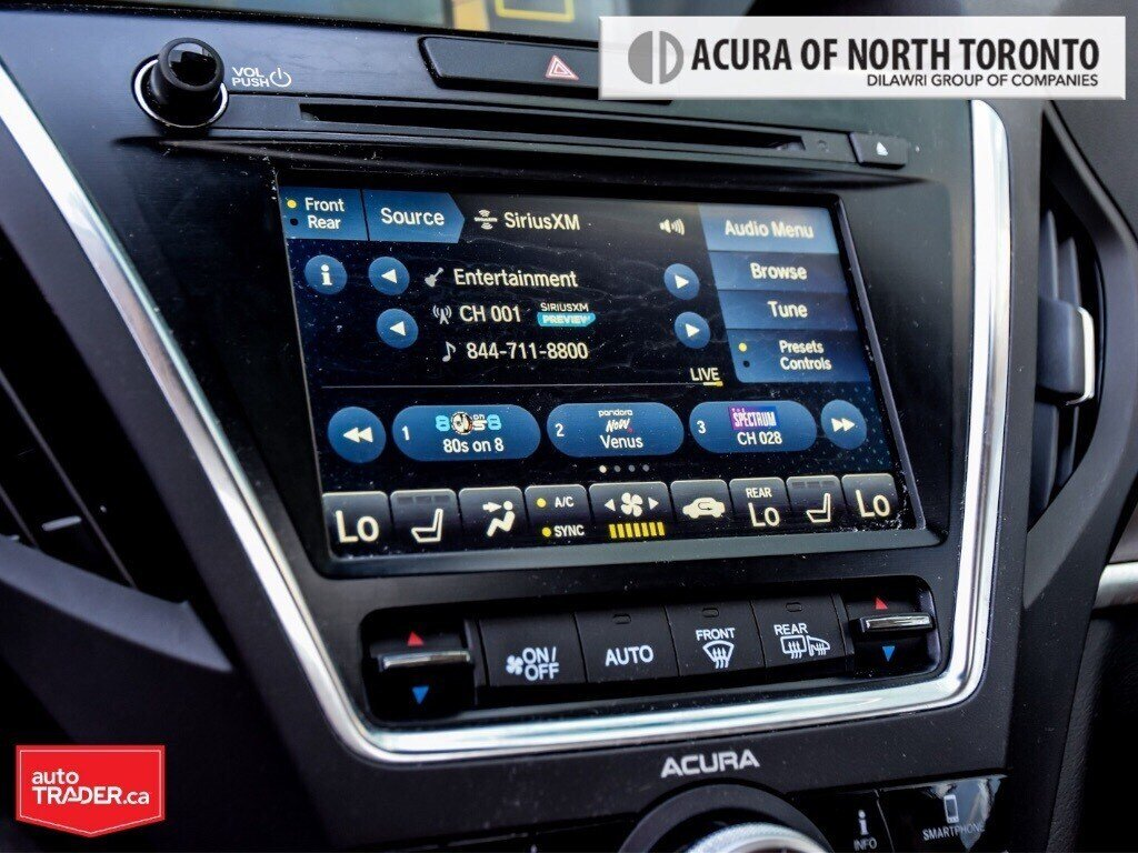 2018 Acura MDX Elite in Thornhill, Ontario - 19 - w1024h768px