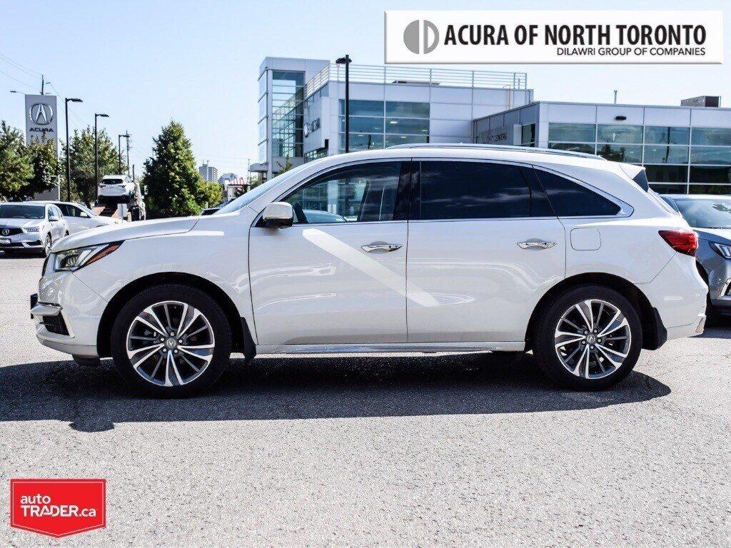 2018 Acura MDX Elite in Thornhill, Ontario - 8 - w1024h768px