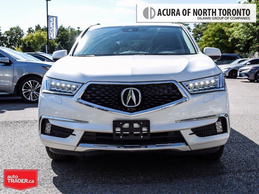 2018 Acura MDX Elite in Thornhill, Ontario - 4 - w1024h768px