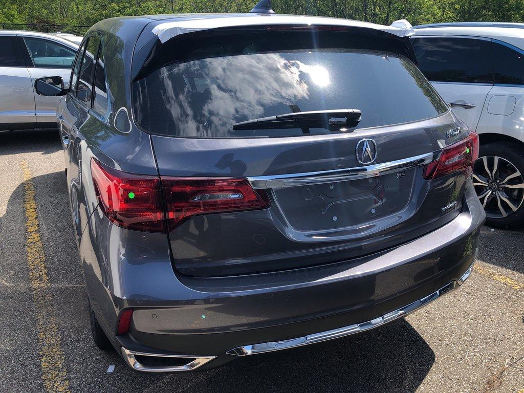 2019 Acura MDX Tech in Markham, Ontario - 5 - w1024h768px