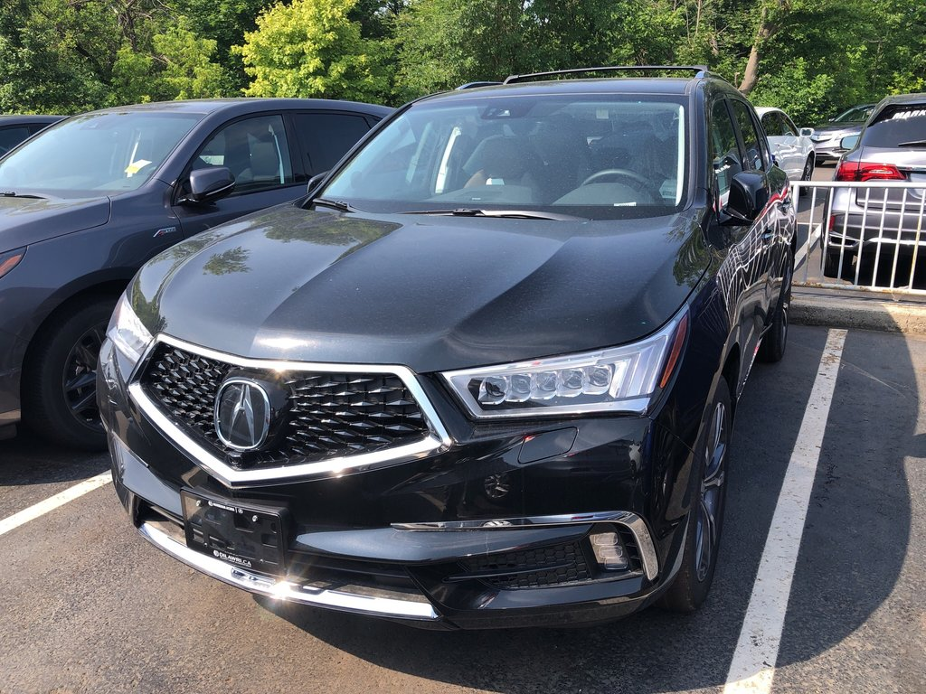 2019 Acura MDX Elite in Markham, Ontario - 3 - w1024h768px