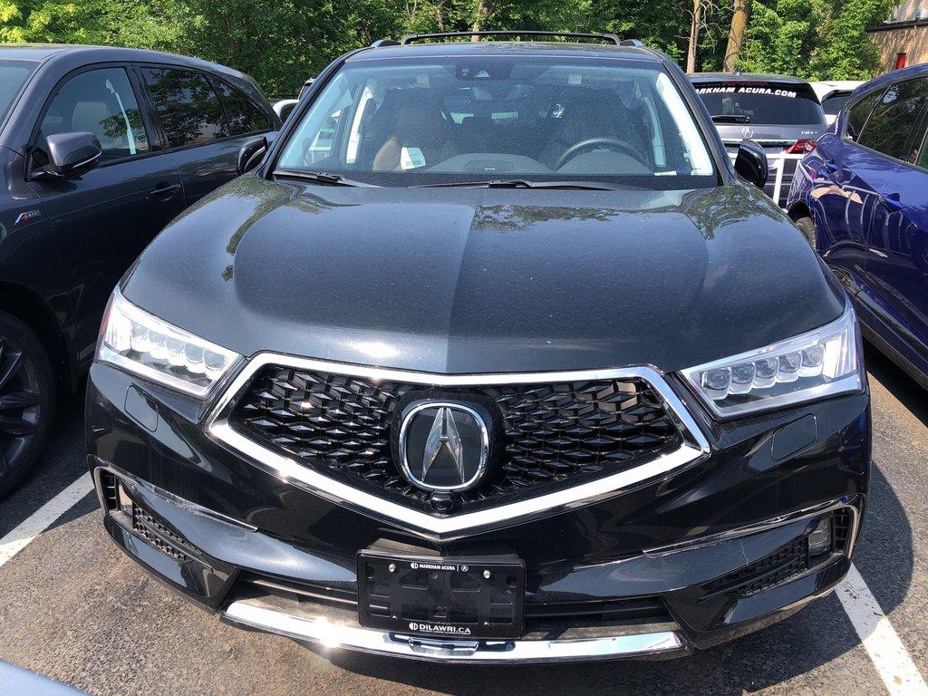 2019 Acura MDX Elite in Markham, Ontario - 1 - w1024h768px