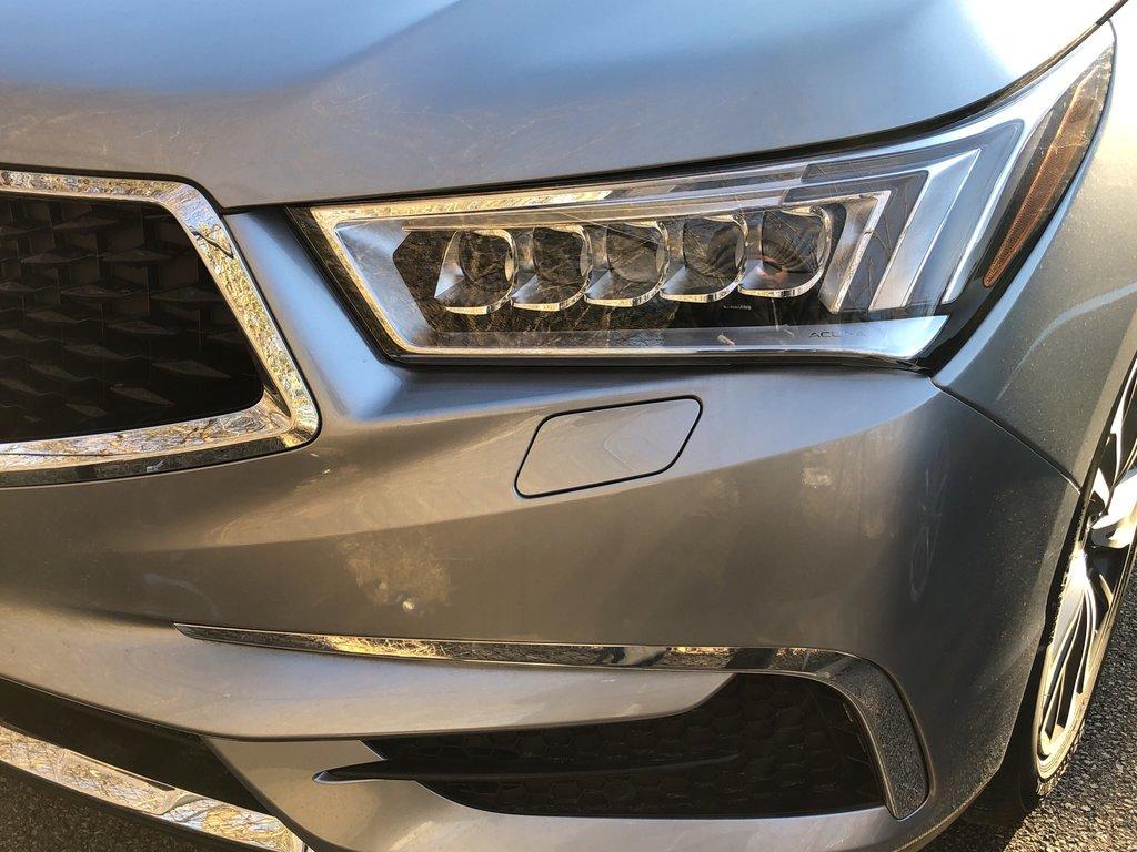 2019 Acura MDX Tech in Markham, Ontario - 4 - w1024h768px