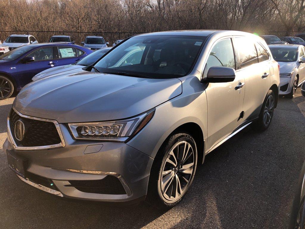 2019 Acura MDX Tech in Markham, Ontario - 1 - w1024h768px