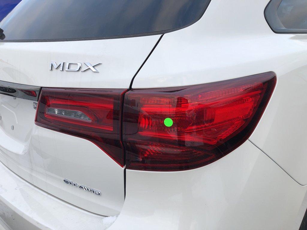 2019 Acura MDX A-Spec in Markham, Ontario - 4 - w1024h768px