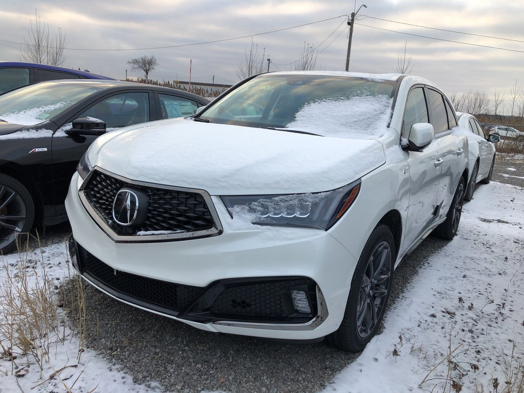 2019 Acura MDX A-Spec in Markham, Ontario - 1 - w1024h768px
