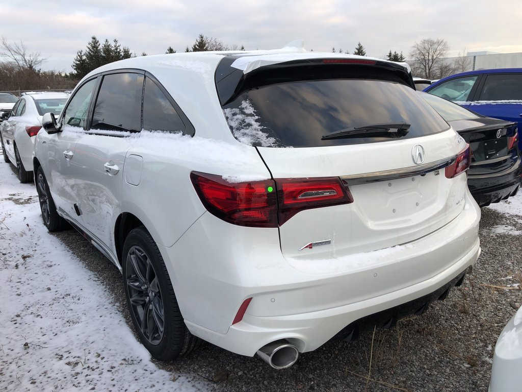 2019 Acura MDX A-Spec in Markham, Ontario - 5 - w1024h768px
