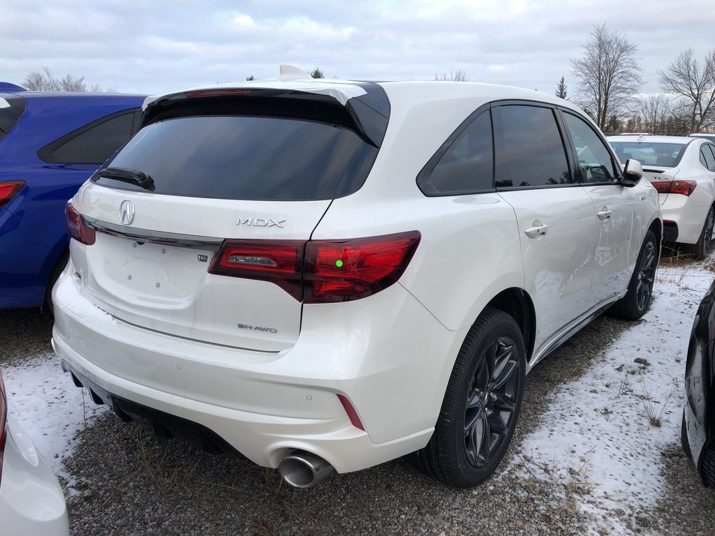 2019 Acura MDX A-Spec in Markham, Ontario - 3 - w1024h768px
