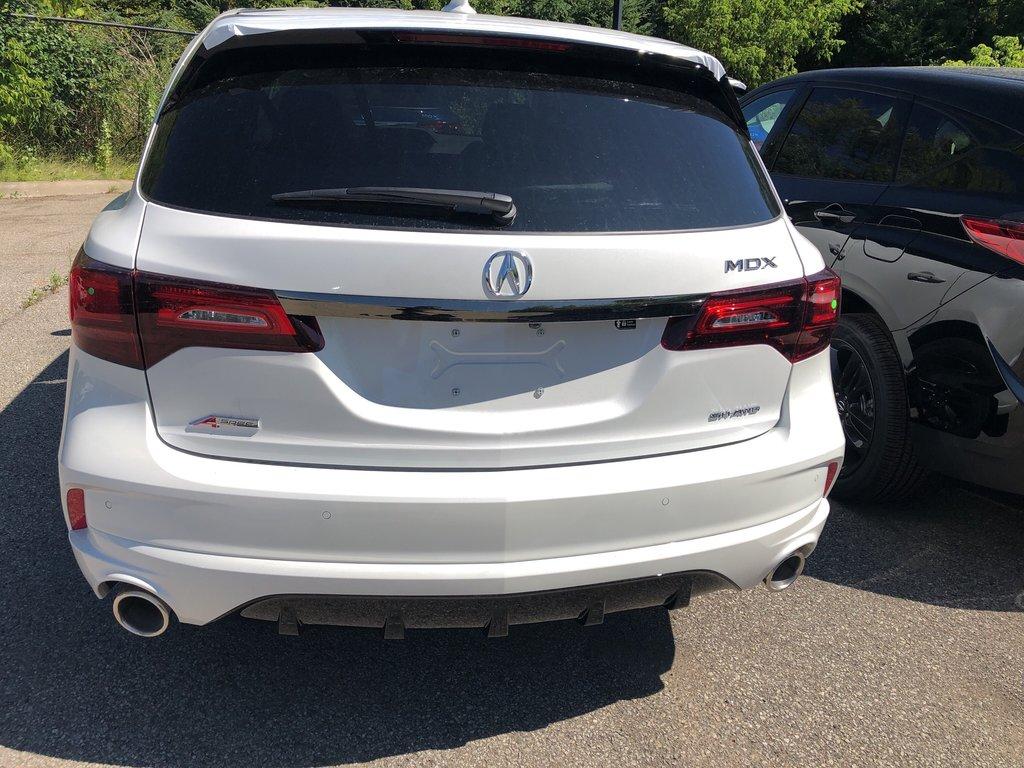 2020 Acura MDX A-Spec in Markham, Ontario - 5 - w1024h768px