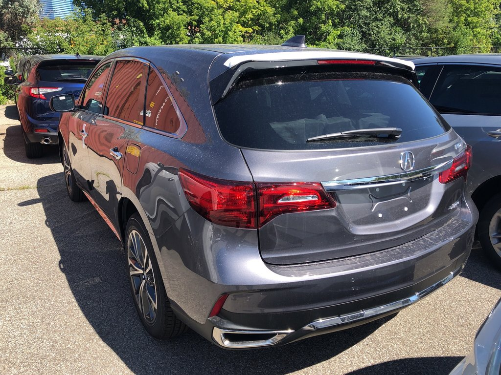 2020 Acura MDX Tech Plus in Markham, Ontario - 4 - w1024h768px