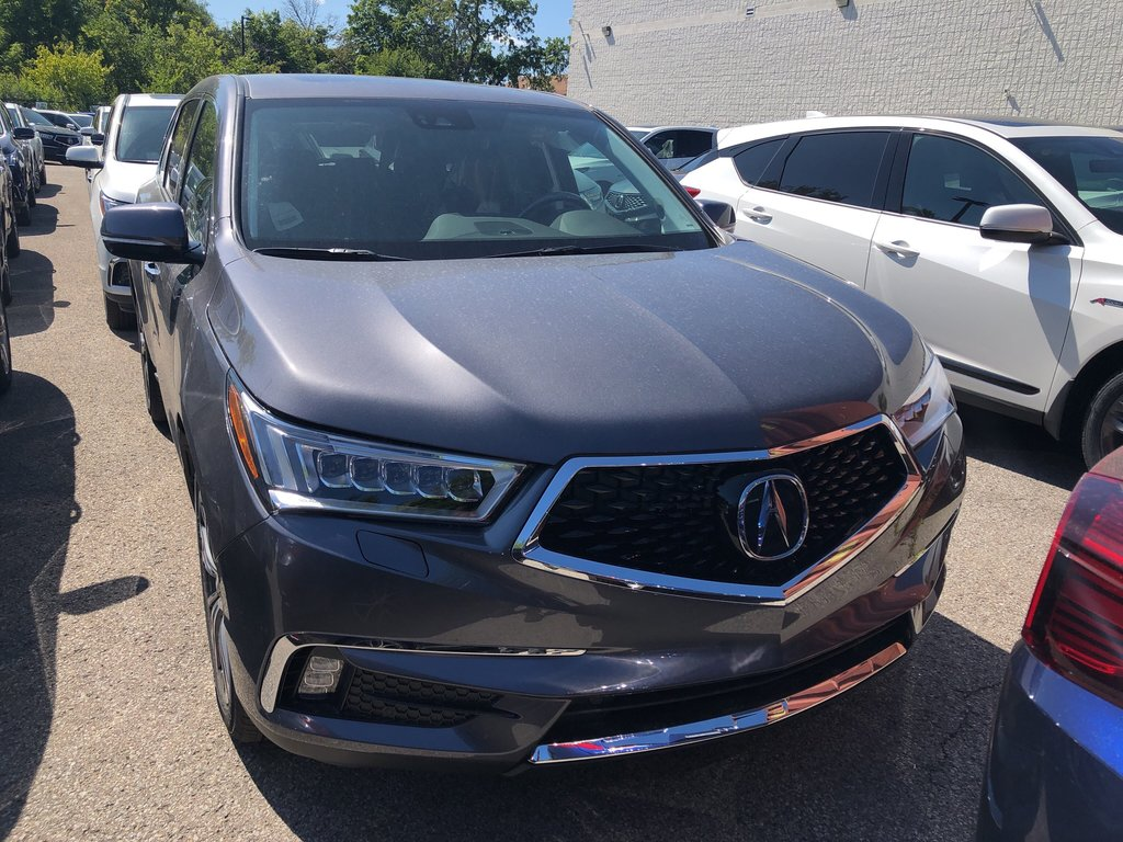 2020 Acura MDX Tech Plus in Markham, Ontario - 2 - w1024h768px