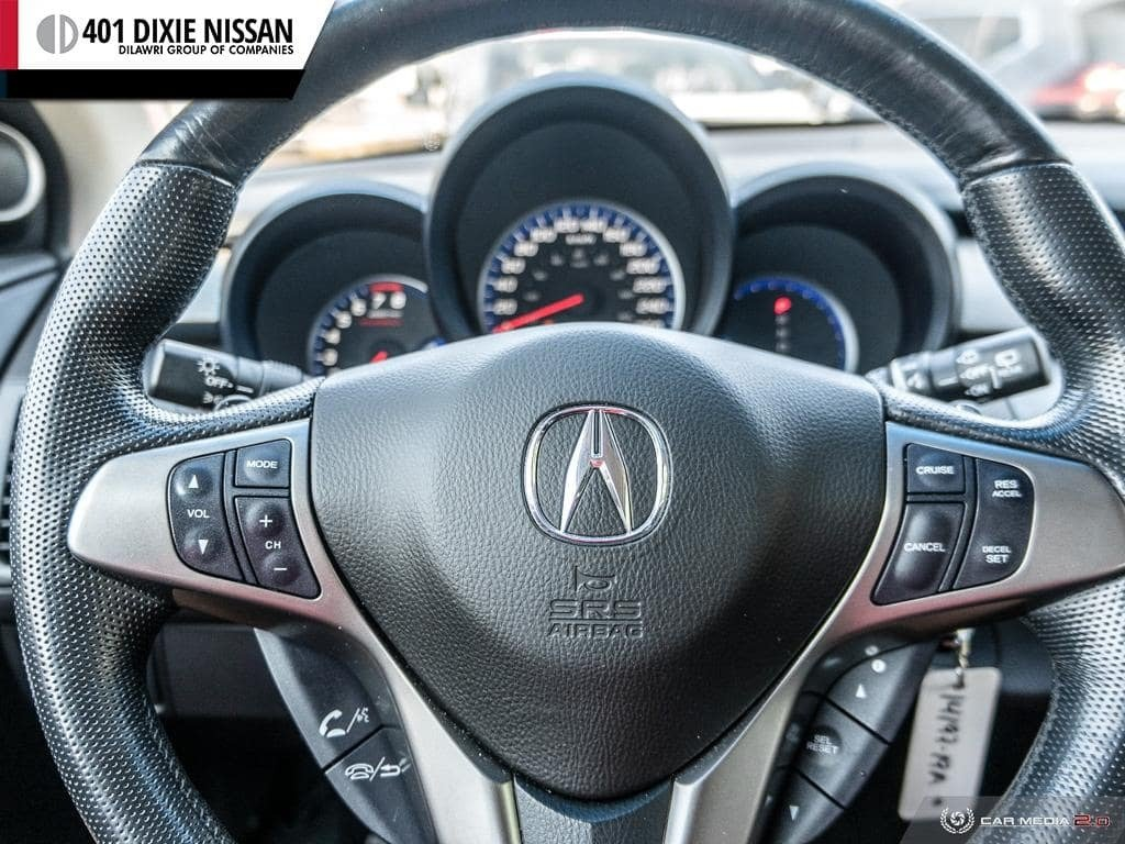 2010 Acura RDX 5 sp at in Mississauga, Ontario - 12 - w1024h768px