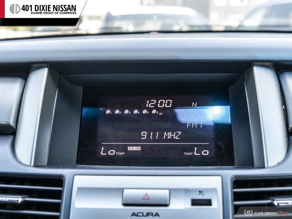 2010 Acura RDX 5 sp at in Mississauga, Ontario - 19 - w1024h768px
