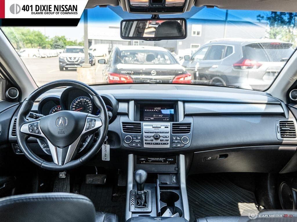 2010 Acura RDX 5 sp at in Mississauga, Ontario - 23 - w1024h768px
