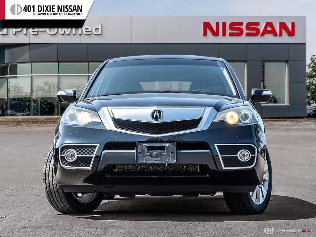 2010 Acura RDX 5 sp at in Mississauga, Ontario - 2 - w1024h768px