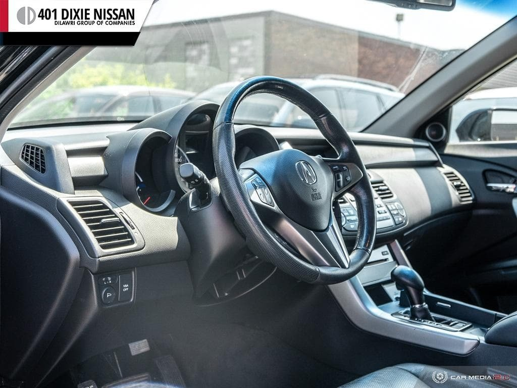 2010 Acura RDX 5 sp at in Mississauga, Ontario - 11 - w1024h768px