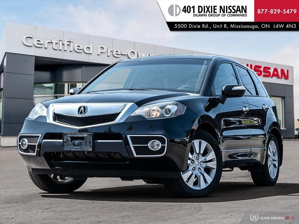 2010 Acura RDX 5 sp at in Mississauga, Ontario - 1 - w1024h768px
