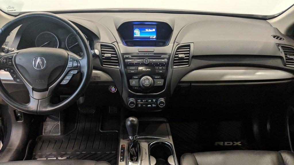 2014 Acura RDX At in Regina, Saskatchewan - 15 - w1024h768px