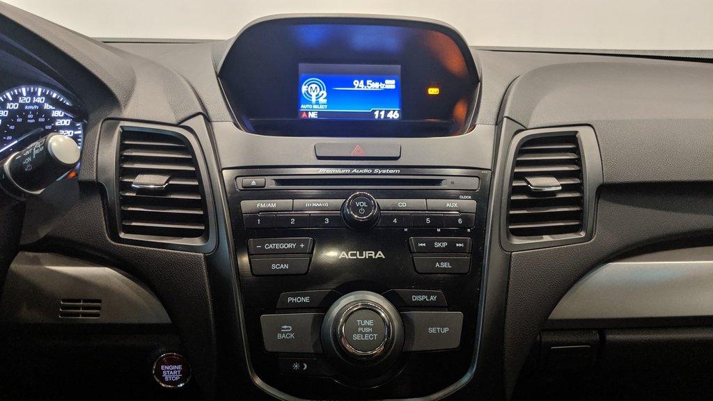 2014 Acura RDX At in Regina, Saskatchewan - 8 - w1024h768px