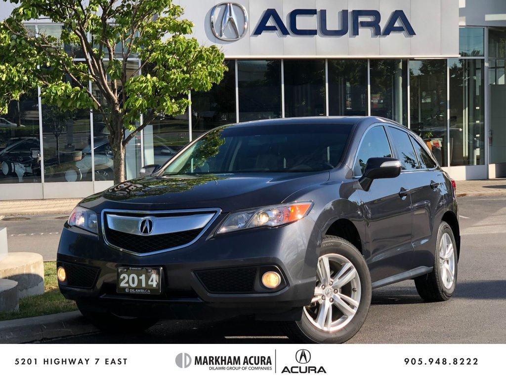 Dilawri Group Of Companies 2014 Acura Rdx V6 Awd D4051a