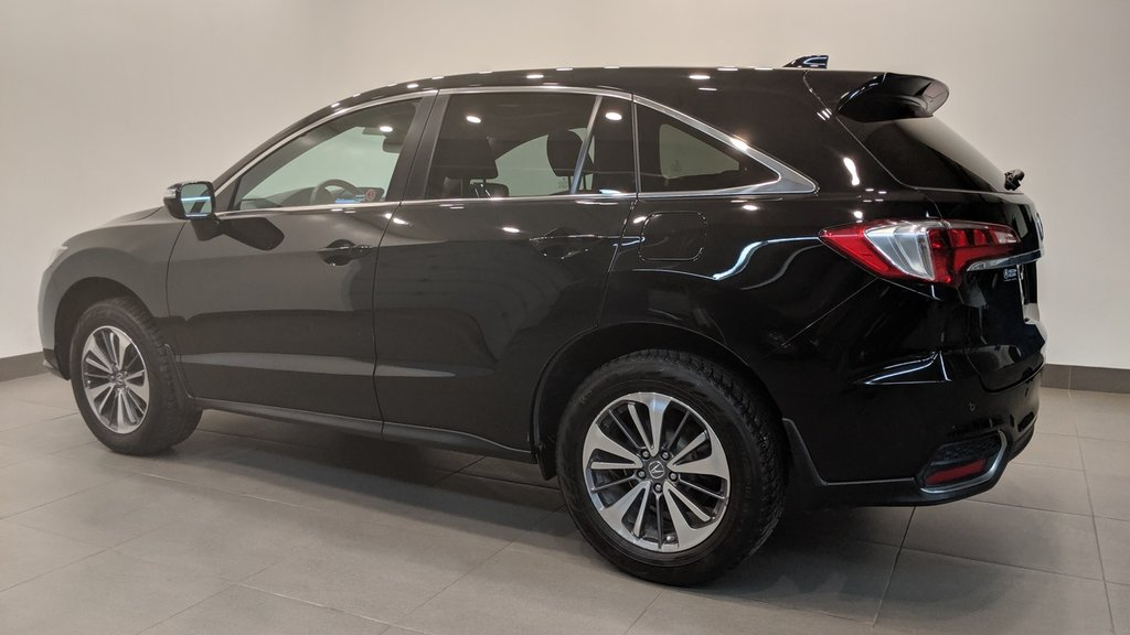2016 Acura RDX Elite at in Regina, Saskatchewan - 9 - w1024h768px