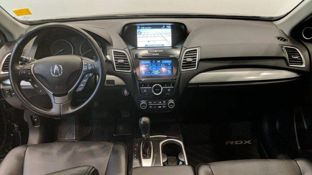 2016 Acura RDX Elite at in Regina, Saskatchewan - 17 - w1024h768px