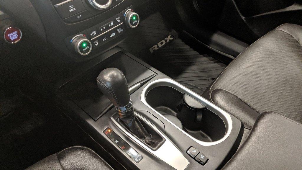 2016 Acura RDX Elite at in Regina, Saskatchewan - 4 - w1024h768px
