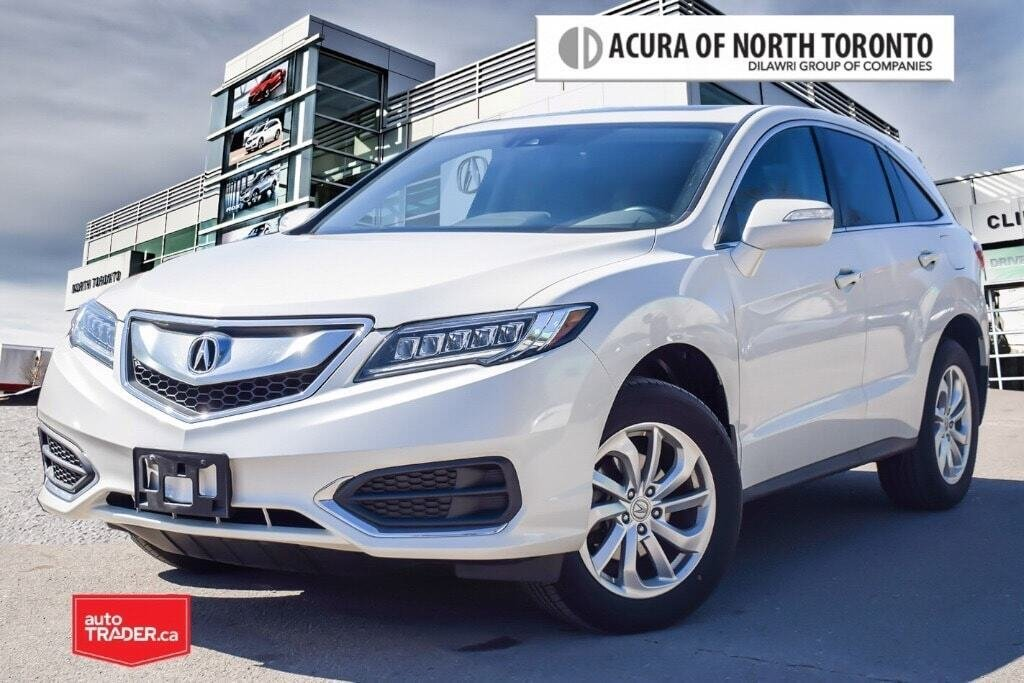 2016 Acura RDX At in Thornhill, Ontario - 1 - w1024h768px