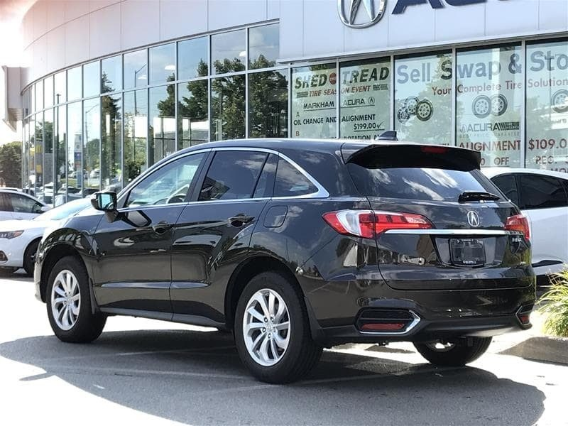 2016 Acura RDX Tech at in Markham, Ontario - 4 - w1024h768px
