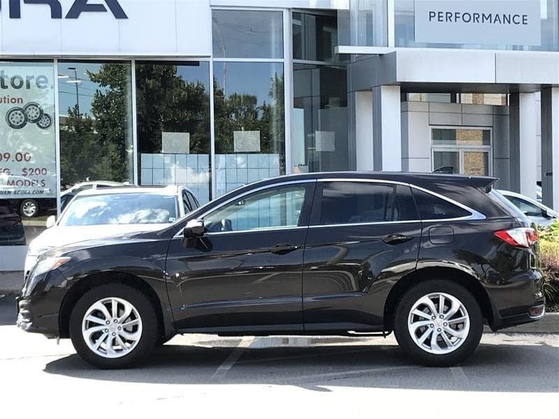 2016 Acura RDX Tech at in Markham, Ontario - 3 - w1024h768px