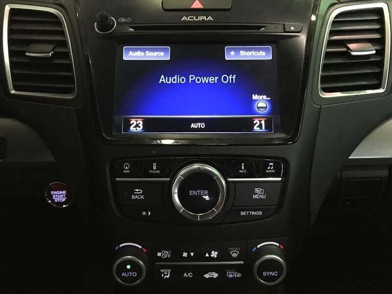 2016 Acura RDX Tech at in Markham, Ontario - 19 - w1024h768px