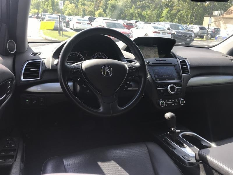 2016 Acura RDX Tech at in Markham, Ontario - 9 - w1024h768px