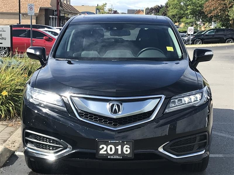 2016 Acura RDX Tech at in Markham, Ontario - 8 - w1024h768px