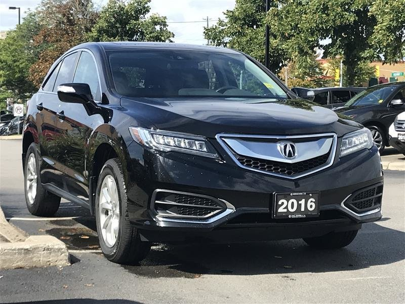 2016 Acura RDX Tech at in Markham, Ontario - 7 - w1024h768px