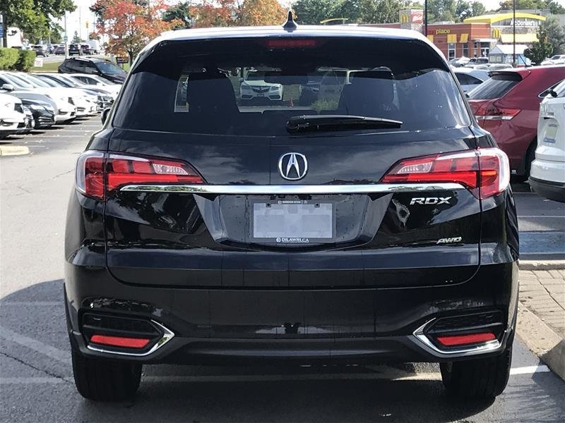 2016 Acura RDX Tech at in Markham, Ontario - 5 - w1024h768px