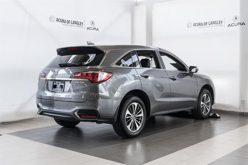2017 Acura RDX Elite at in Langley, British Columbia - 26 - w1024h768px