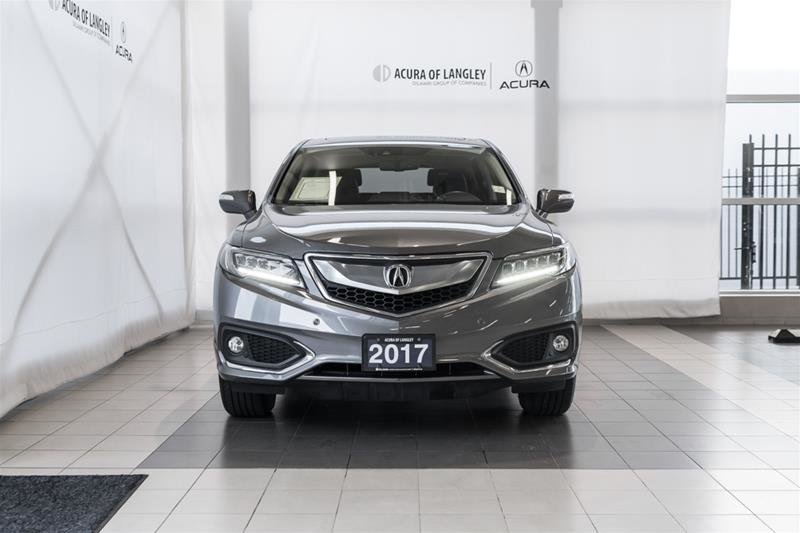 2017 Acura RDX Elite at in Langley, British Columbia - 2 - w1024h768px