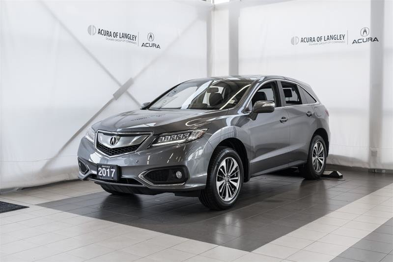 2017 Acura RDX Elite at in Langley, British Columbia - 23 - w1024h768px