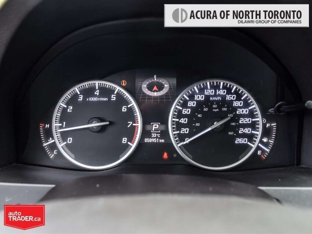 2017 Acura RDX Tech at in Thornhill, Ontario - 14 - w1024h768px