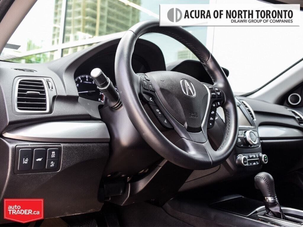 2017 Acura RDX Tech at in Thornhill, Ontario - 9 - w1024h768px