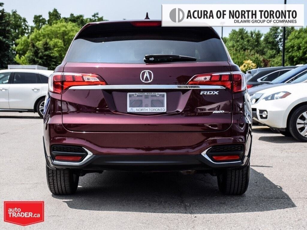 2017 Acura RDX Tech at in Thornhill, Ontario - 4 - w1024h768px