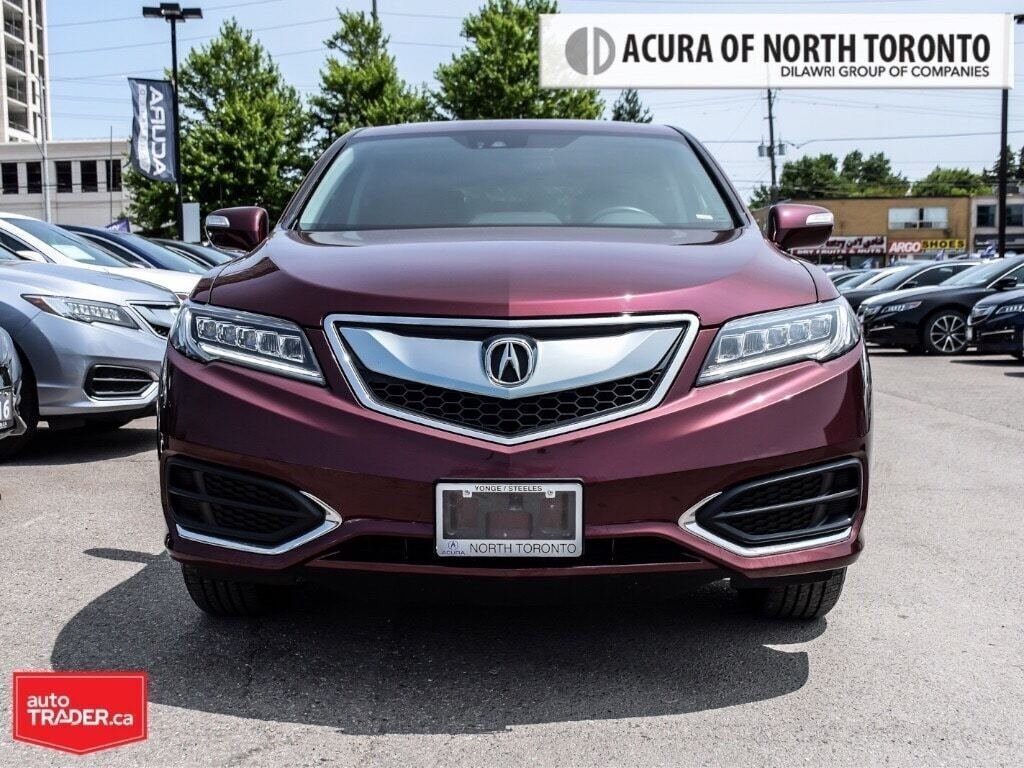 2017 Acura RDX Tech at in Thornhill, Ontario - 5 - w1024h768px