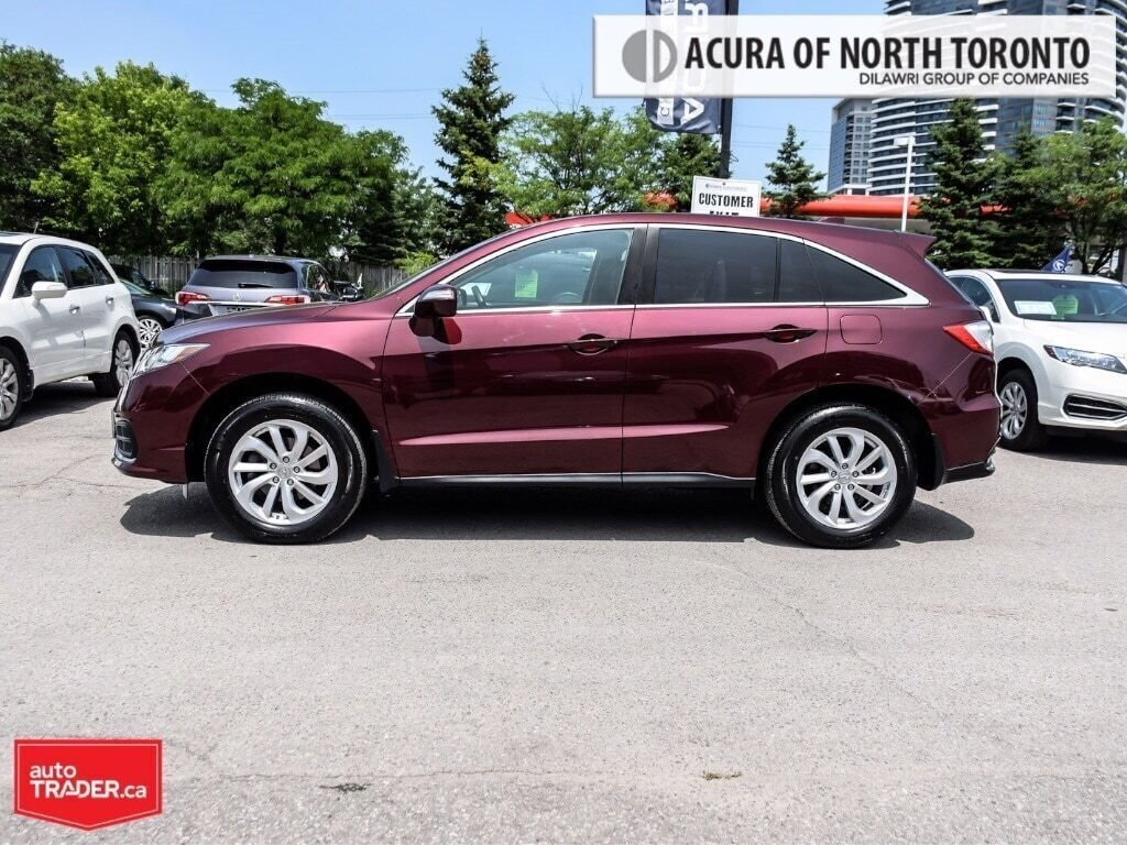 2017 Acura RDX Tech at in Thornhill, Ontario - 2 - w1024h768px