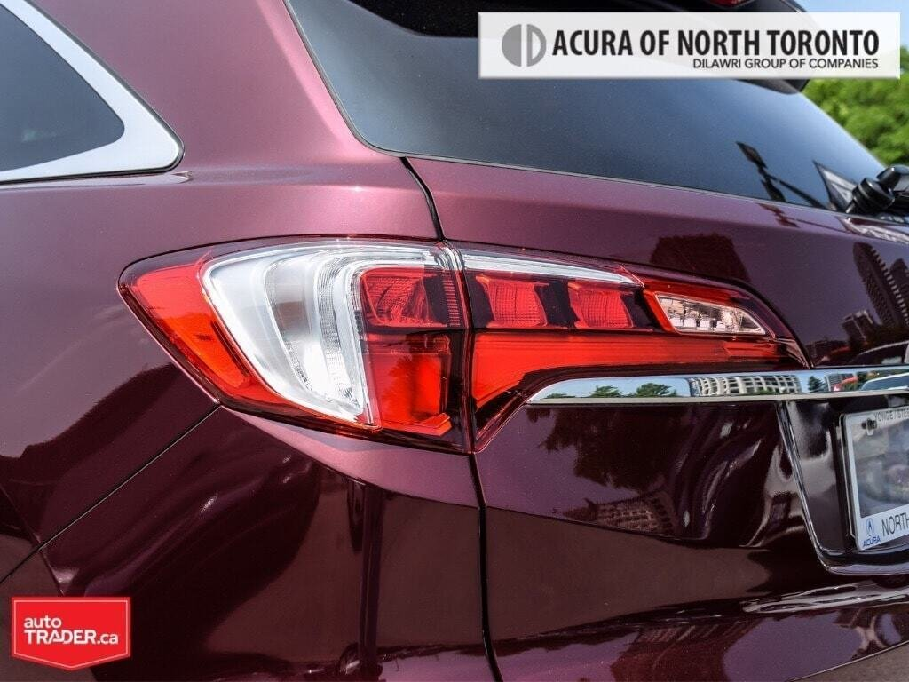 2017 Acura RDX Tech at in Thornhill, Ontario - 7 - w1024h768px
