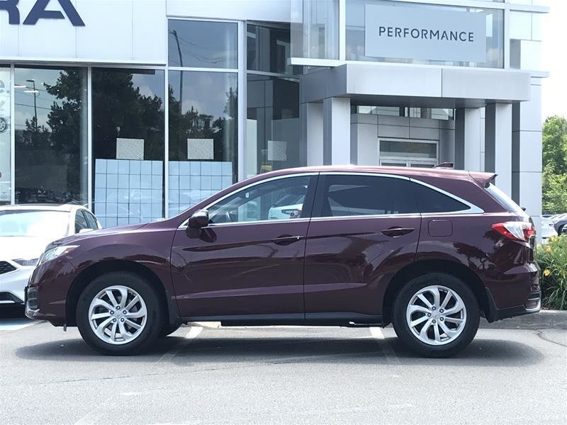 2017 Acura RDX Tech at in Markham, Ontario - 3 - w1024h768px