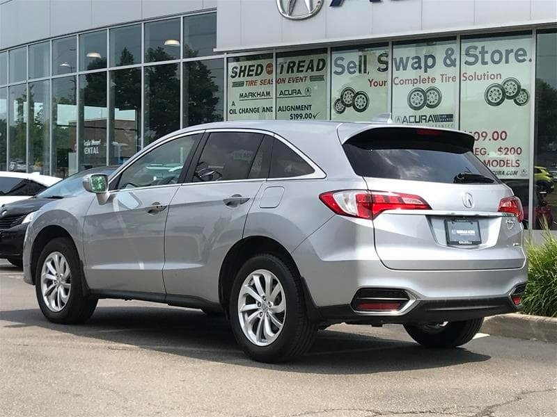 2017 Acura RDX At in Markham, Ontario - 4 - w1024h768px