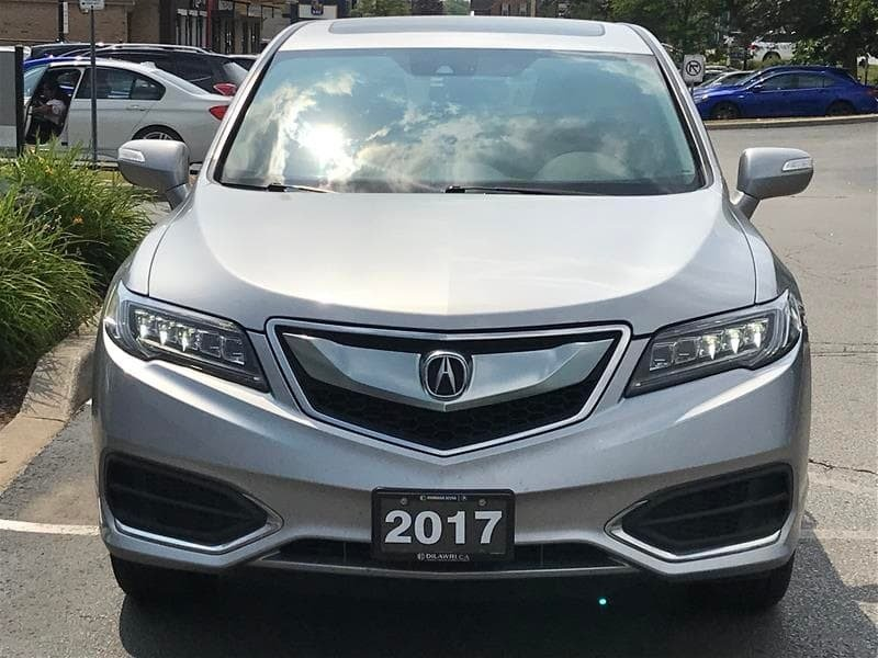 2017 Acura RDX At in Markham, Ontario - 8 - w1024h768px