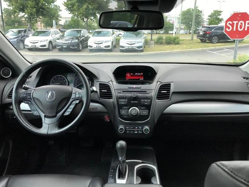 2017 Acura RDX At in Markham, Ontario - 13 - w1024h768px