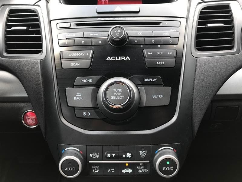 2017 Acura RDX At in Markham, Ontario - 19 - w1024h768px